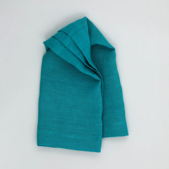 Bodrum Riviera Turquoise Dinner Napkin / qty 14 / $3