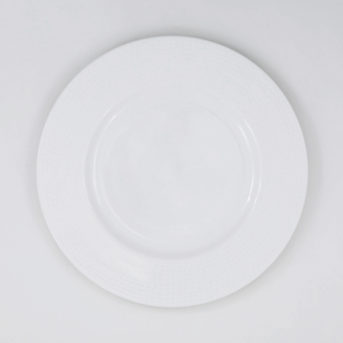 Caskata Catch Dinner Plate / qty 72 / $4 each