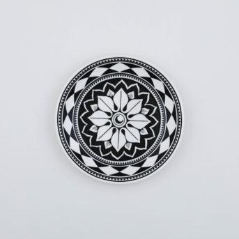 Caskata Fez Canape Plate / qty 36 / $2 each