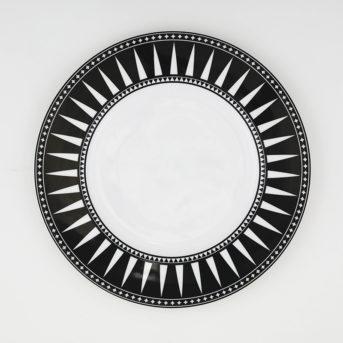 Caskata Marrakech Dinner Plate / qty 72 / $4 each