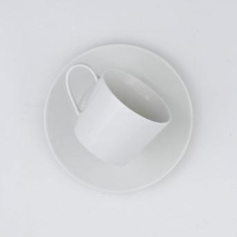 Caskata Simply Caskata Cup & Saucer / qty 71 / $3 each