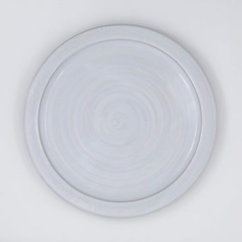 Farmhouse Pottery Silo White Dinner Plate / qty 48 / $4 each