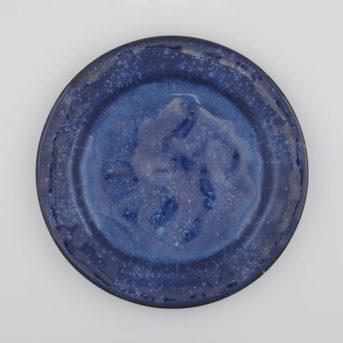 Juliska Puro Dapled Cobalt Dinner Plate / qty 61 / $4 each