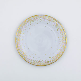 Kelly Wearstler for Pickard Gold Trousdale Salad Plate / qty 49 / $6 each