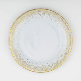 Kelly Wearstler for Pickard Gold Trousdale Dinner Plate / qty 49 / $7 each