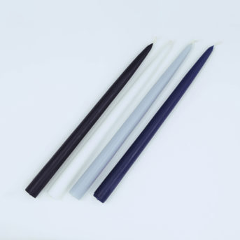 Root Taper – 12 inch – Black, White, Grey, Navy