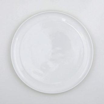 Serax Piet Boon White Dinner Plate / qty 73 / $4 each